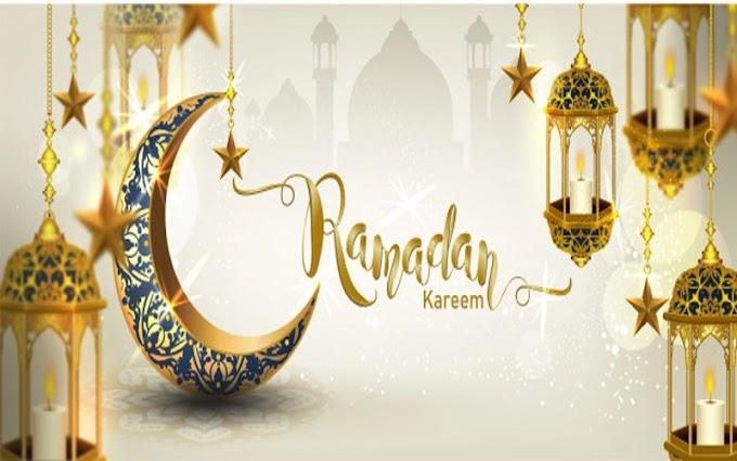 Persiapan Menyambut bulan Suci Ramadhan 2021