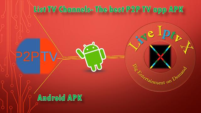 P2P TV  APK