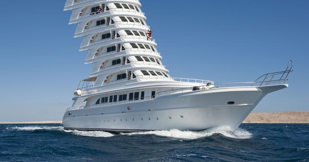 Größte Yacht