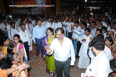 gurupournima 2012, Aniruddha Bapu, Dr. Aniruddha Joshi, Aniruddha Joshi, Aniruddha, Bapu,