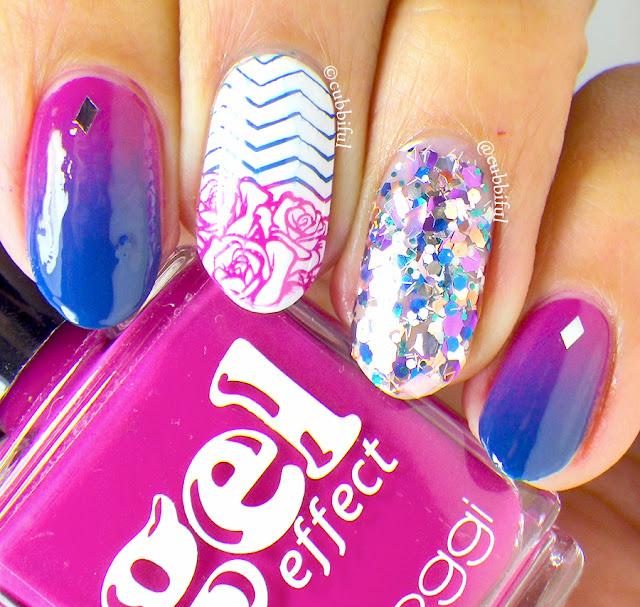 Stamping Gradient Nails