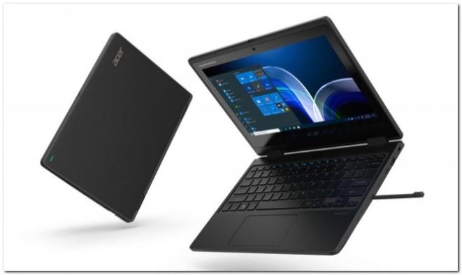 Acer TravelMate Spin B3 Laptop