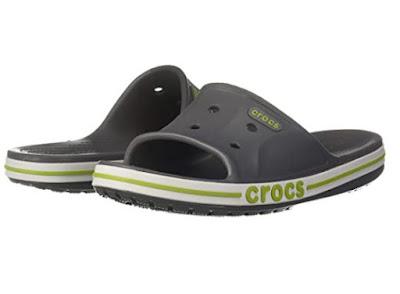 Crocs Men's Bayaband Sliders