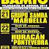 🎇 Festas en Bamio na honra a San Xoán e San Antón | 21-24jun