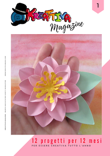 kreattiva magazine n.1 rivista gratuita riservata agli iscritti della newsletter