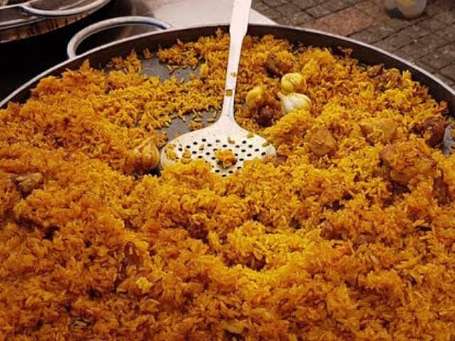 receita de farofa de festa