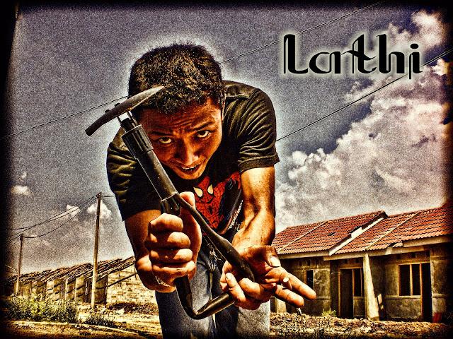 #LathiChallenge