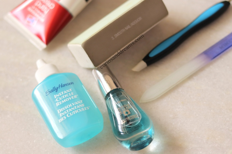 My Current Nail Care Routine, healthy nail routine, how to have healthy nails