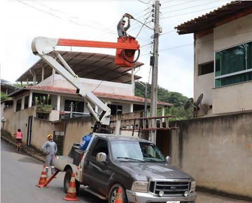 Em Belo Oriente! Saiba o que fazer caso necessite que seja trocada a lâmpada do poste de sua rua