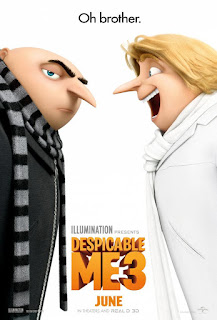 Gru 3. Mi villano favorito(Despicable Me 3 )