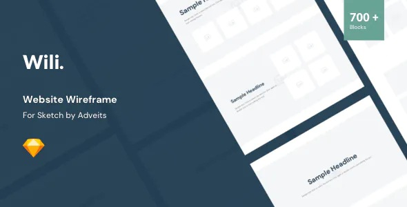 Best Website Wireframe Collection
