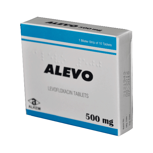 To Fix Your Bacterial Issues, Buy Alevo 500 Mg Tablets Online