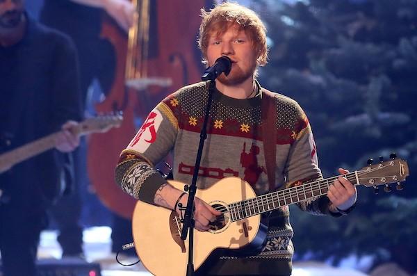 ed sheeran artist singer facts uk interview depression wife