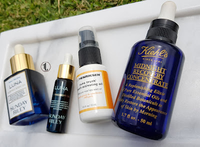 Kiehl's Midnight Recovery Concentrate - www.modenmakeup.com