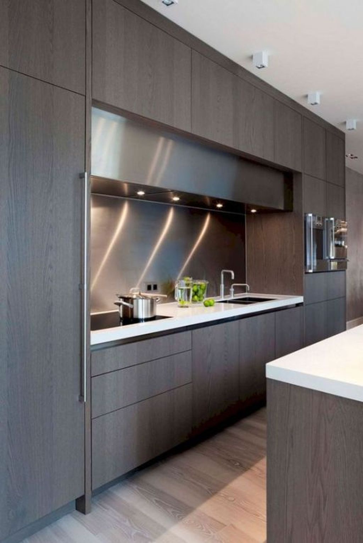35 Inspiring Modern Luxury Kitchen Design Ideas Living Room