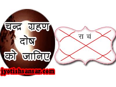 chandra grhan dosh ka samadhan hindi jyotish me