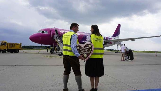 Wizz Air verbindet ab sofort Memmingen mit Ohrid in Mazedonien