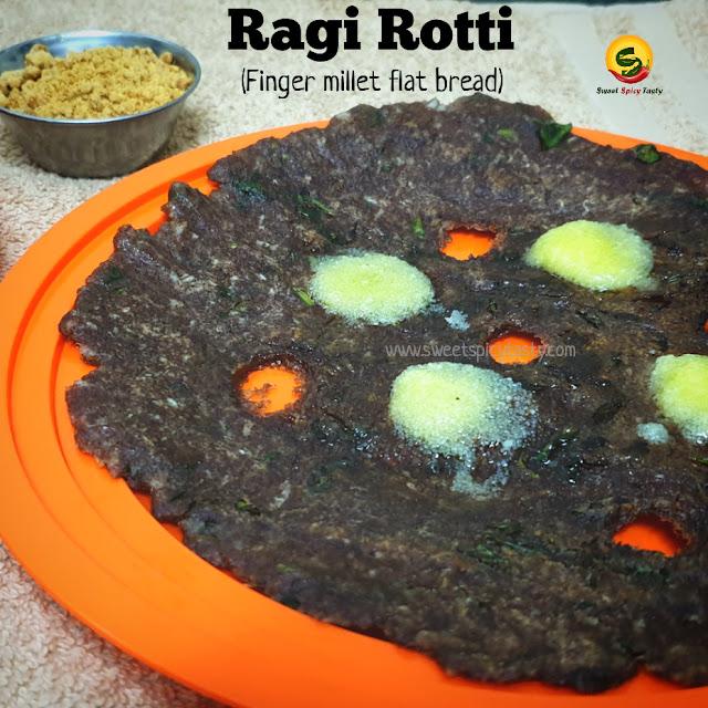 Ragi rotti, ragi roti , karnataka special ragi roti , ragi adai , vegan breakfast ,jain breakfast,no onion no garlic