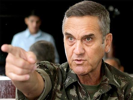 General Villas Boas manda recado para Lula e STF