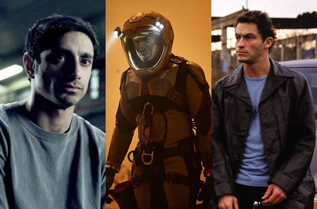 The Wire, The Night Of, Mars Collage