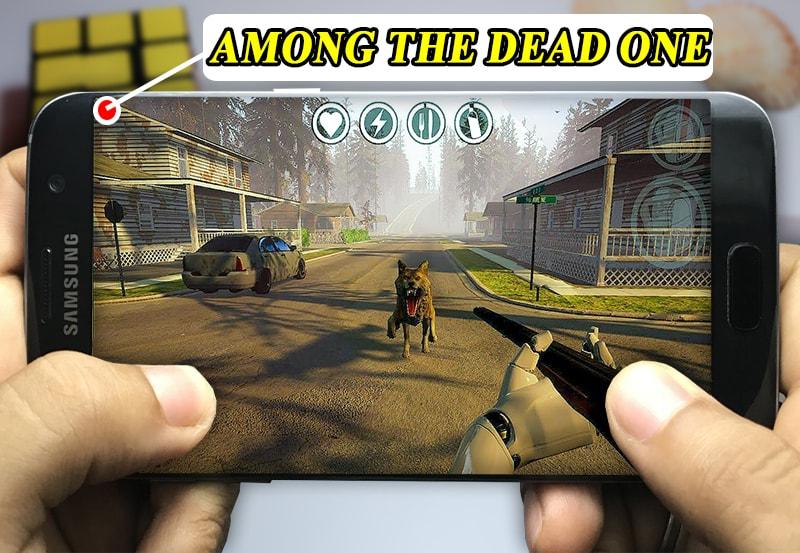 اللعبة 4: among the dead ones