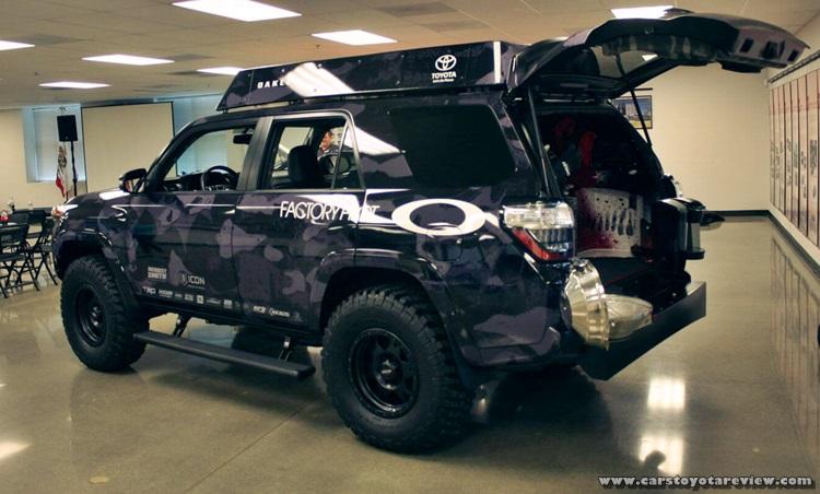 Toyota 4Runner Review SR5 V-8 4WD
