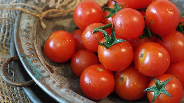 manfaat tomat untuk kesehatan dan diet