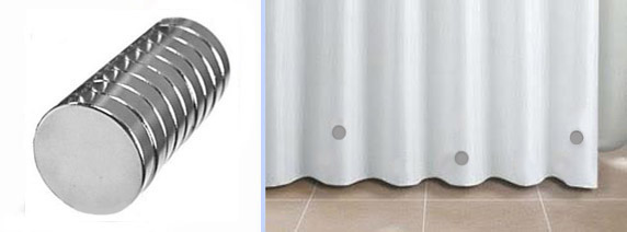 How To Stop Your Shower Curtain From Blowing In 5 Ways
