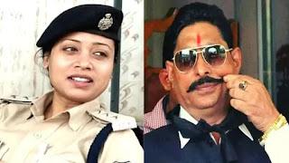 बाहुबली अनंत सिंह की गिरफ्तारी मामले में एसपी लिपि सिहं की गवाही पूरी, बेउर जेल भेजे गए विधायक