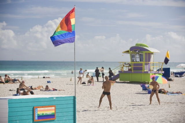 Miami para o público gay