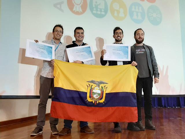 Estudiantes de Ingeniería Mecánica ganan premios en Perú