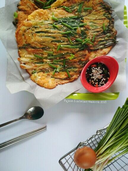 Korean pancake - pajeon