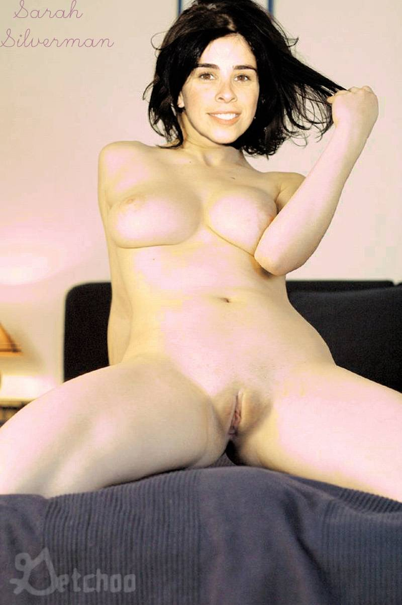 Matural Beauty Sarah Silverman Nude-7097