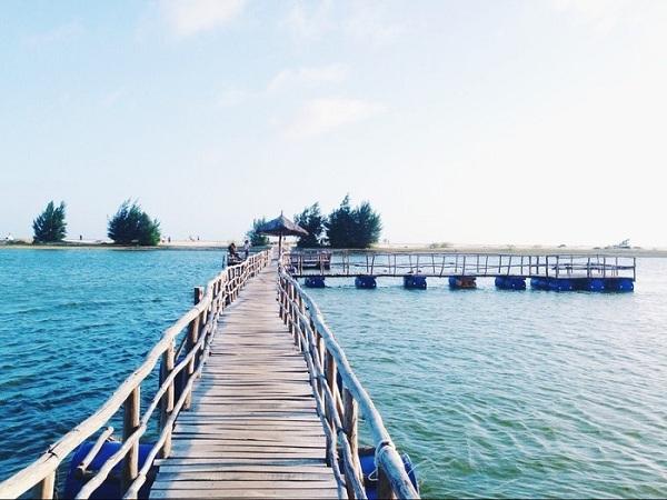 Hồ Cốc thiên đường và là điểm check in sống ảo nổi tiếng