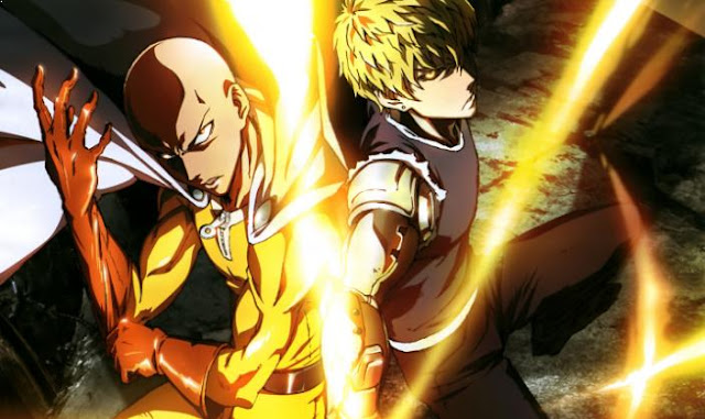 Best  Madhouse Anime list - One Punch Man