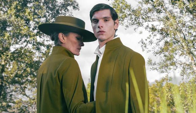 moda masculina Oteyza Lumières - Outono Inverno 2021