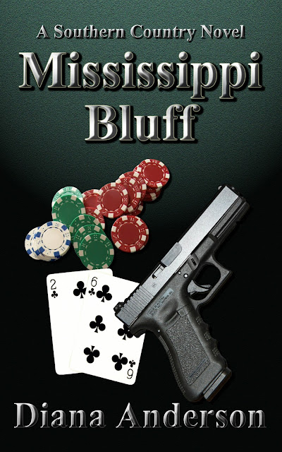 Mississippi Bluff, A Southern Country Novel 3rd in Series.