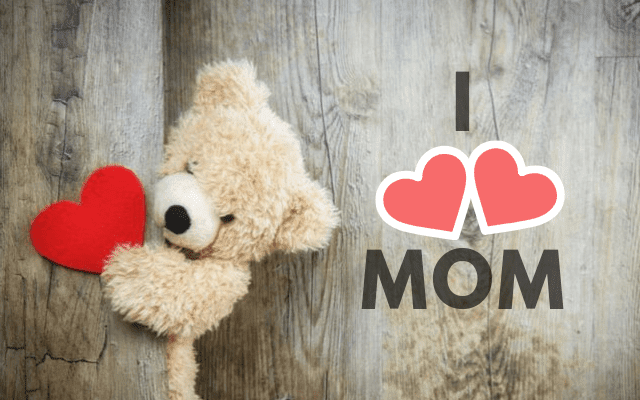 I love you images for Mom