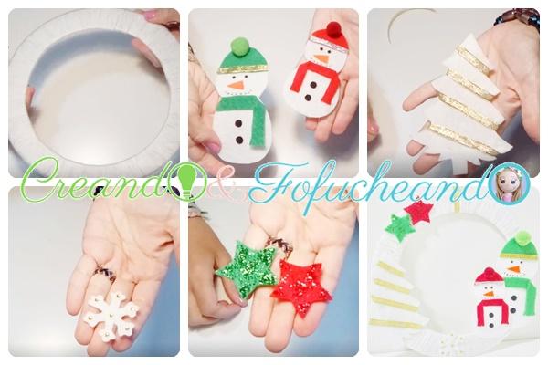 detalles-como-hacer-una-corona-navideña-con-muñecos-de-nieve-creandoyfofucheando