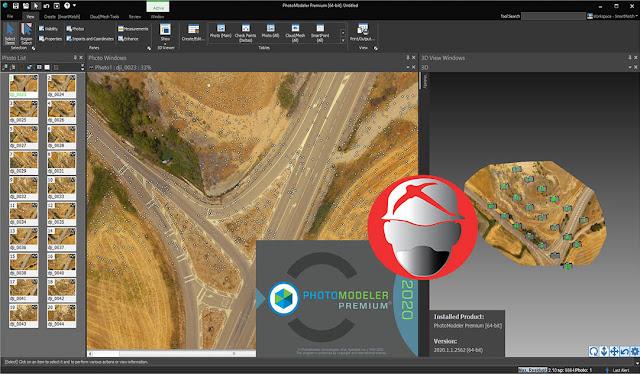 Eos PhotoModeller Premium