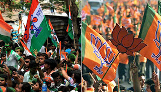 before-the-final-phase-of-elections-warming-bengal-increased-hull-between-center-state