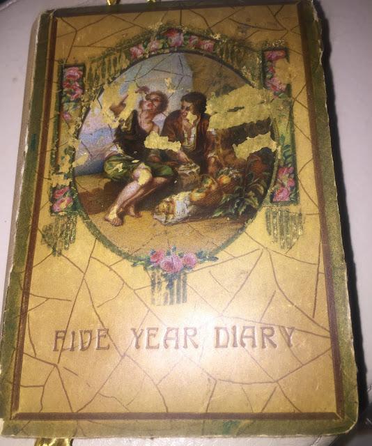 Vintage Diary RetroChalet