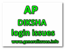 Google form of Diksha login issues