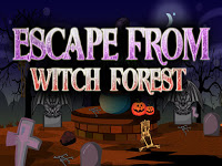 Top10NewGames Escape From Witch Forest