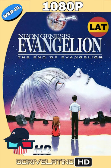 The End of Evangelion (1997) NF WEB-DL 1080p Latino-Japones MKV