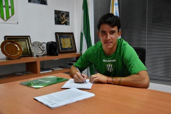 Oficial: Banfield, renueva Mengua hasta 2022 y sale cedido a JJ Urquiza