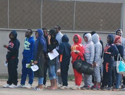 171 nigerians rescued from libya