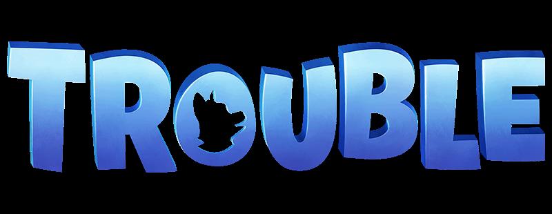 Dog Gone Trouble 2019 Dual Audio Hindi 720p BluRay