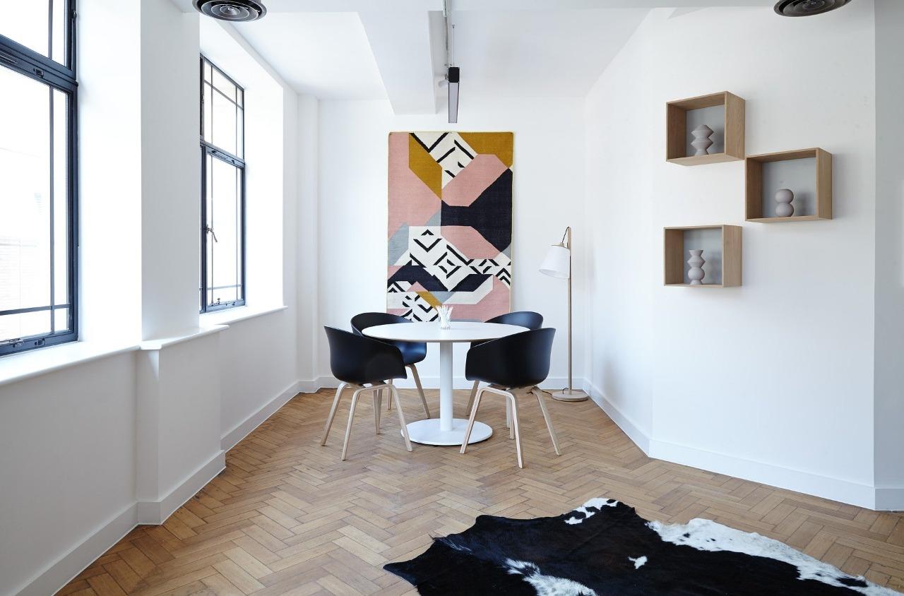 Otimizar o espaço de salas pequenas