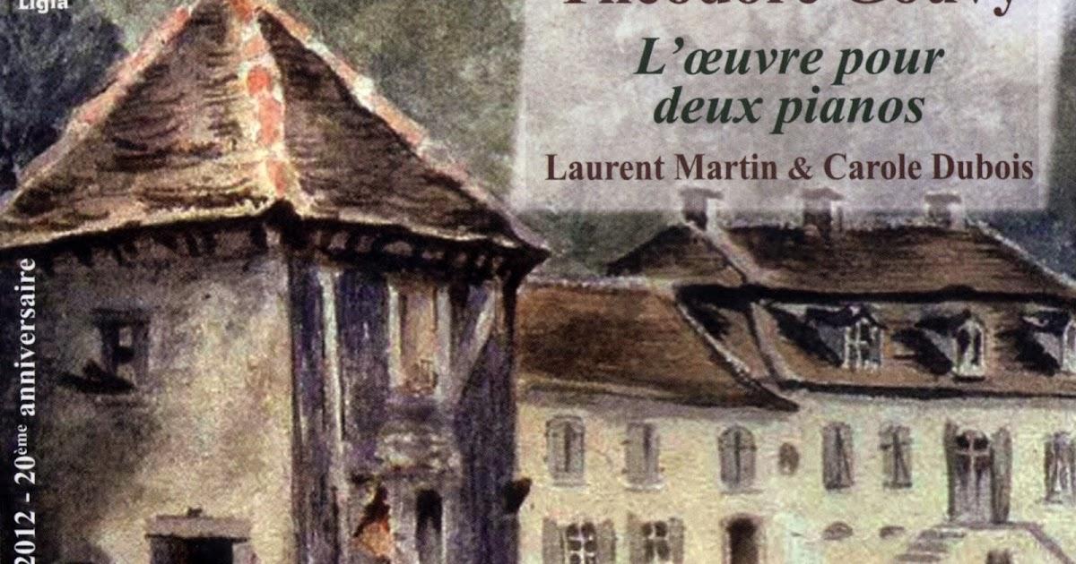 Magical Journey: Théodore Gouvy